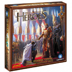 Might and Magic Heroes : The Board Game